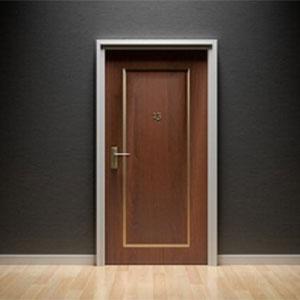 ブラウンの扉