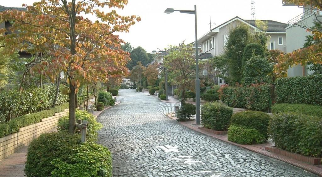 橋本駅閑静な住宅街