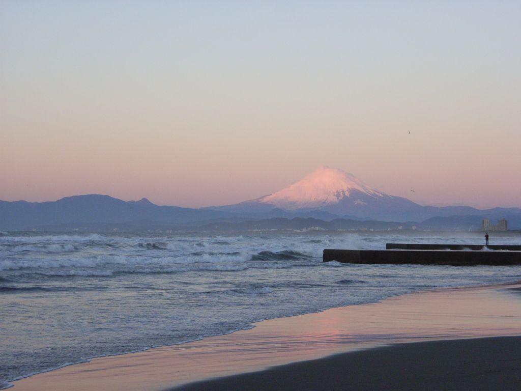 藤沢の海岸