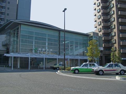 JR南橋本駅東口