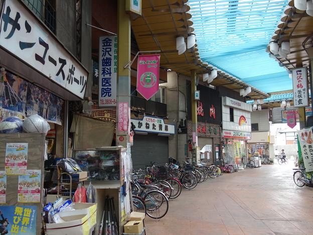 三ノ輪駅周辺の風景