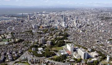 千葉県の街並み
