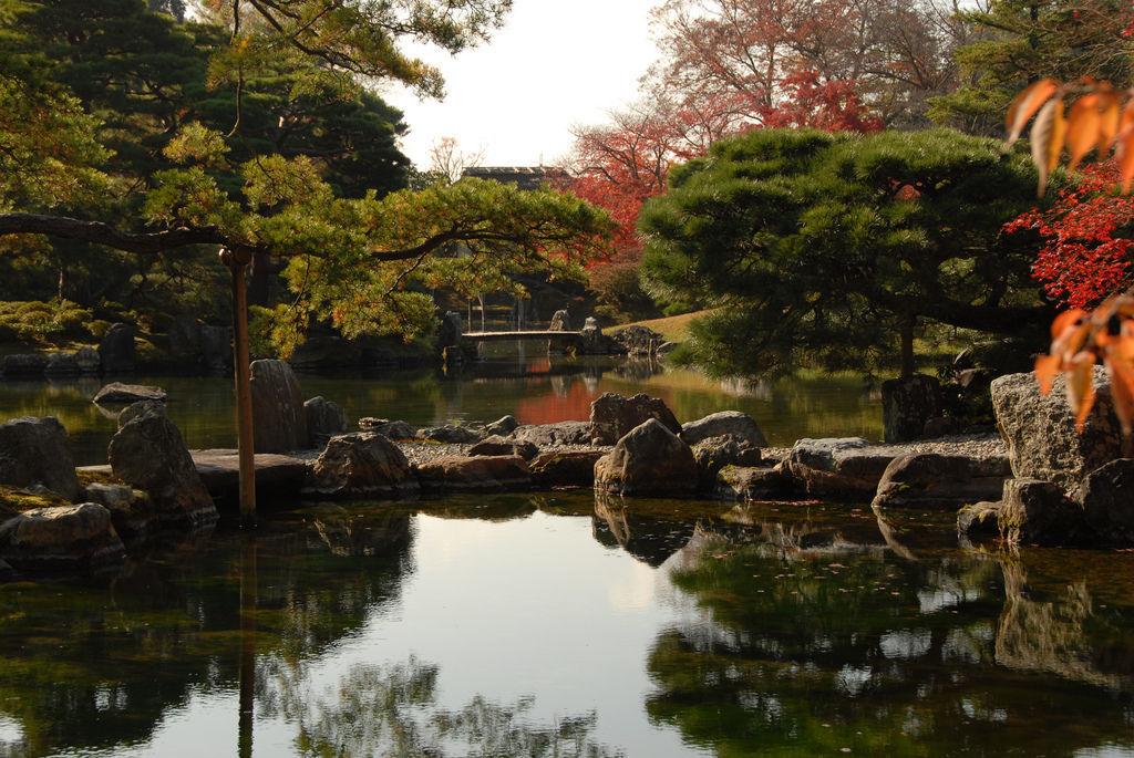 京都の和風景