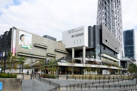 「東京ソラマチ」