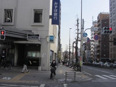 地下鉄成増駅出口