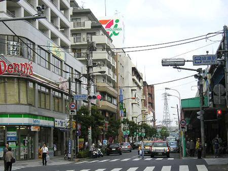 綾瀬駅の周辺