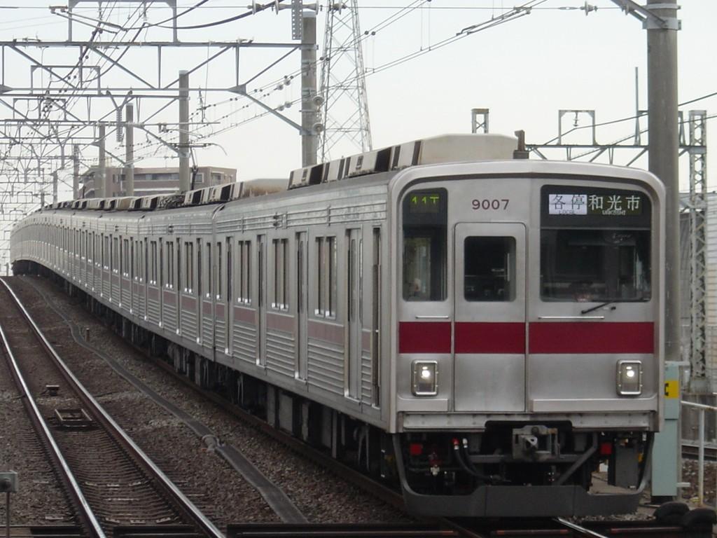 東武東上線車体