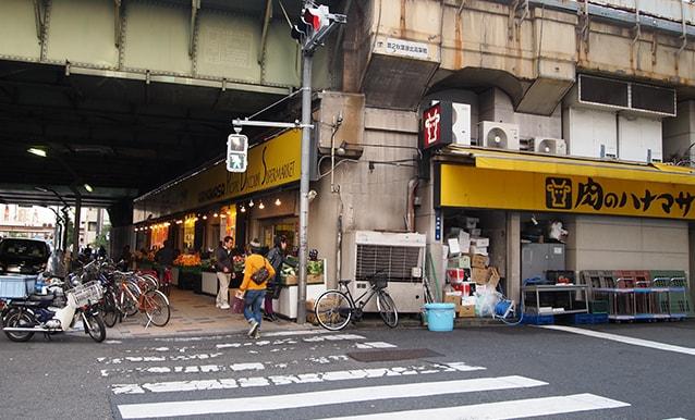 肉のハナマサ 湯島店