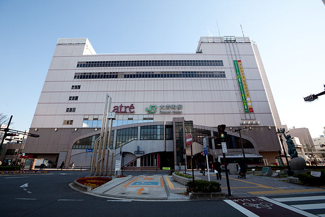大井町アトレ