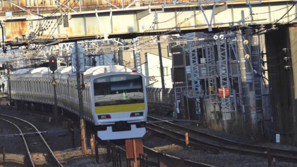 総武線の列車