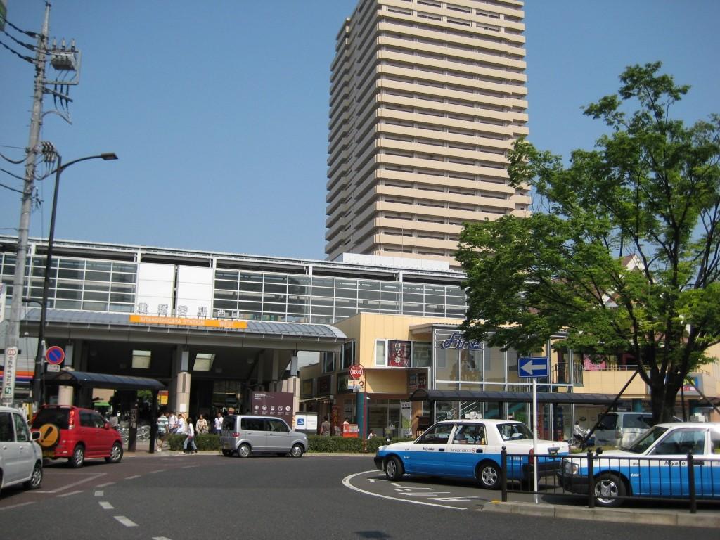 北越谷駅東口