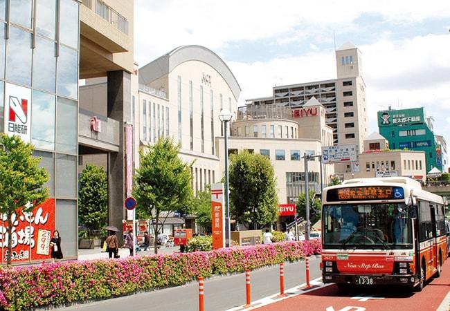 成増駅周辺
