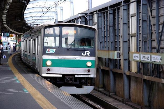 埼京線の電車
