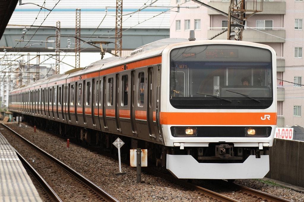 武蔵野線の車両