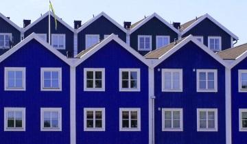 スウェーデンの建物