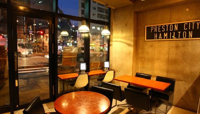 TOKYO CIRCUS CAFE(トウキョウサーカスカフェ)