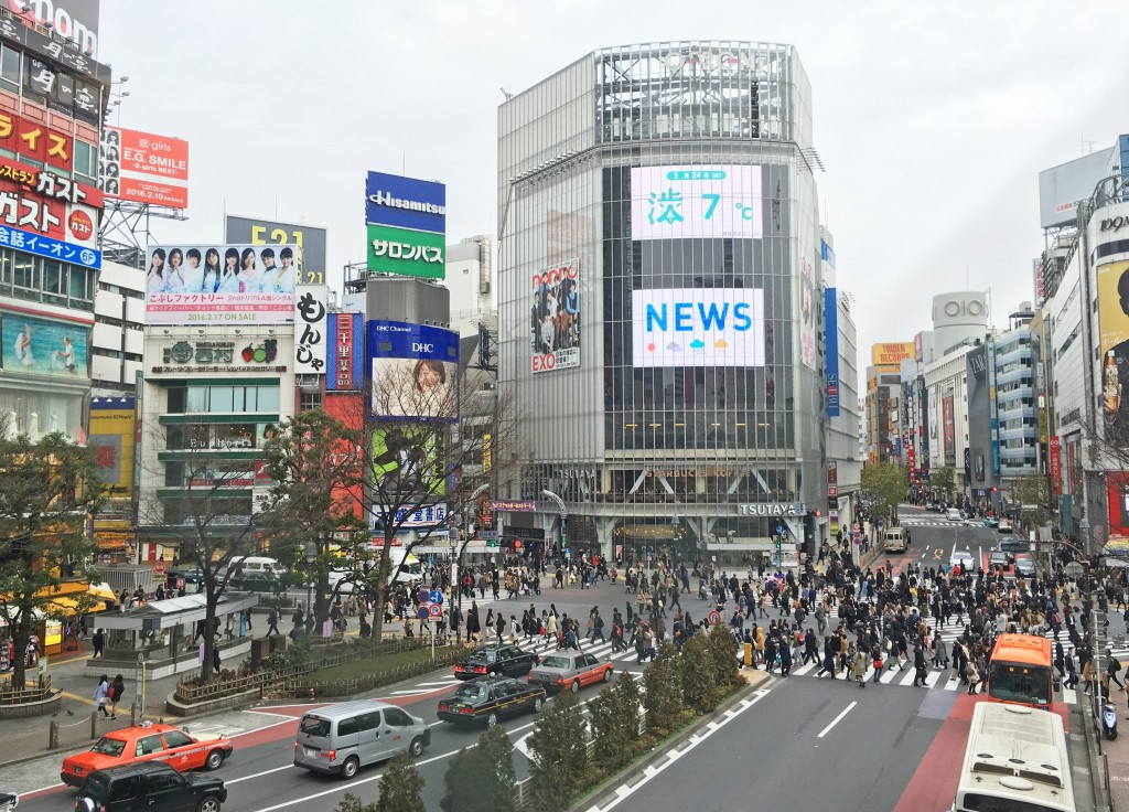 渋谷 一人暮らし