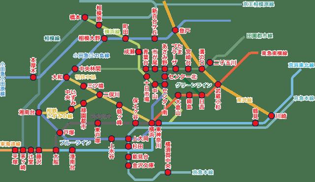 戸塚アクセス