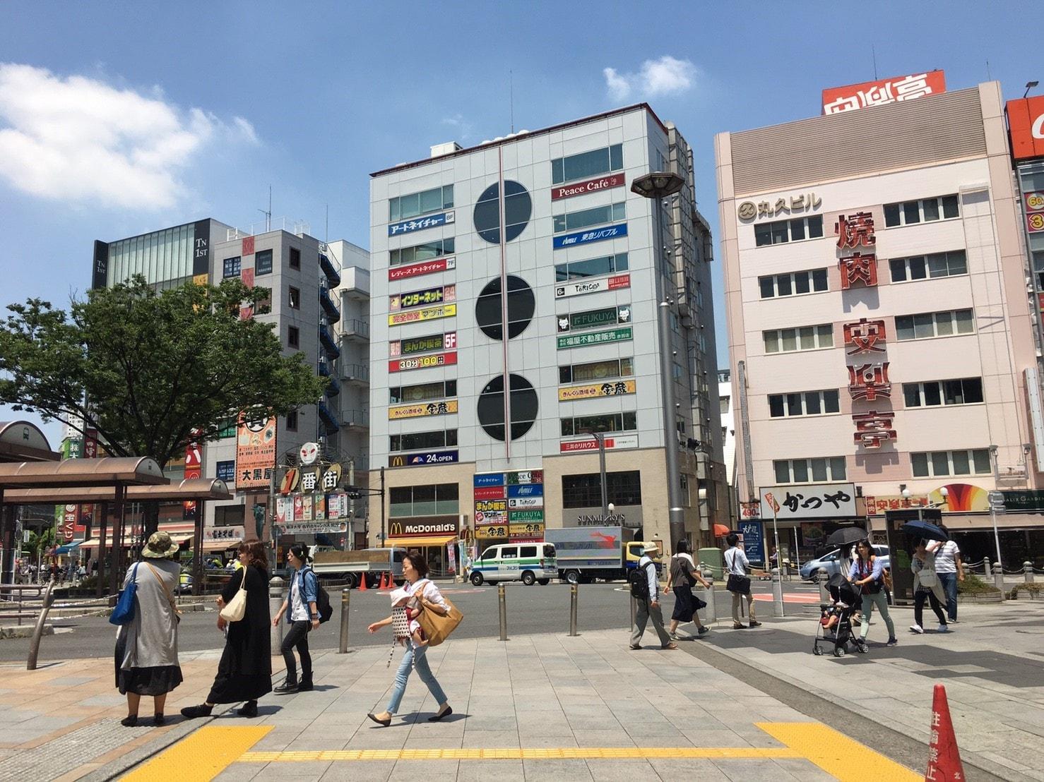 【現地取材で丸わかり】赤羽駅の住みやすさ!治安や街の ...