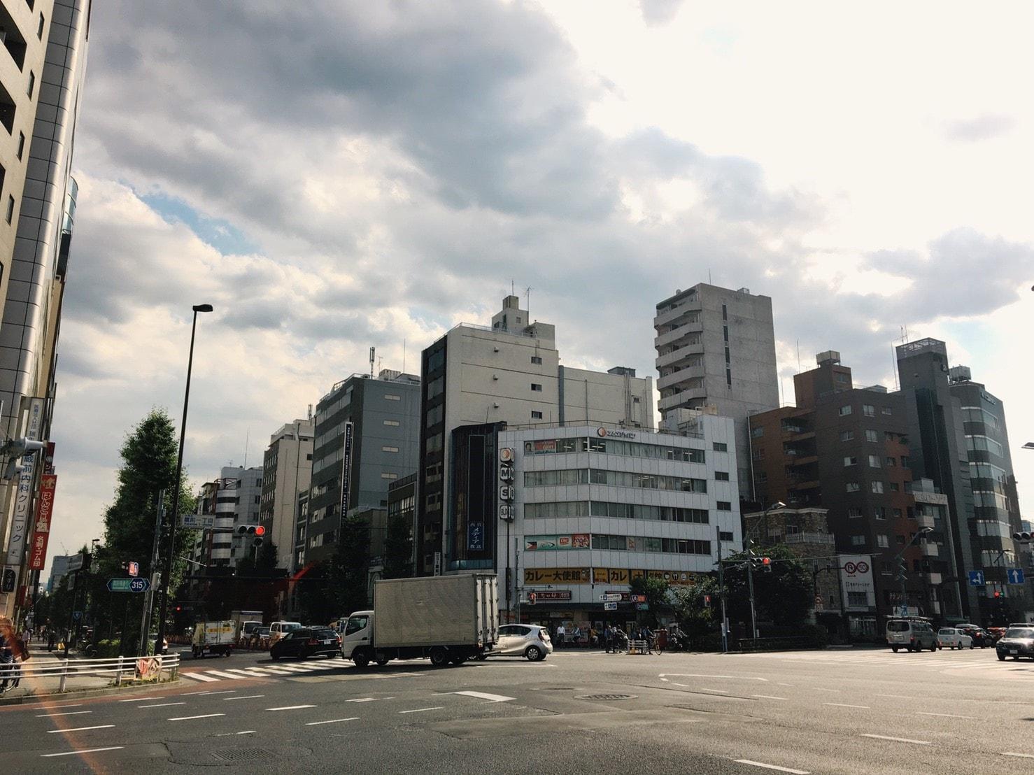 オフィス街