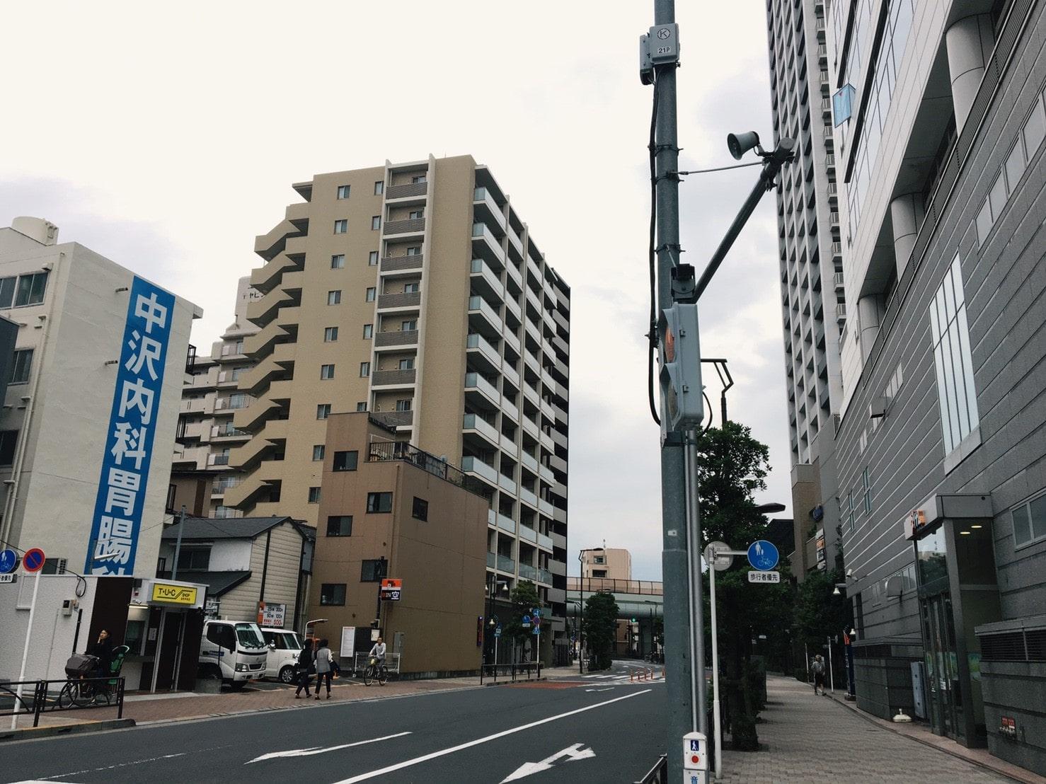 駅周辺のマンション