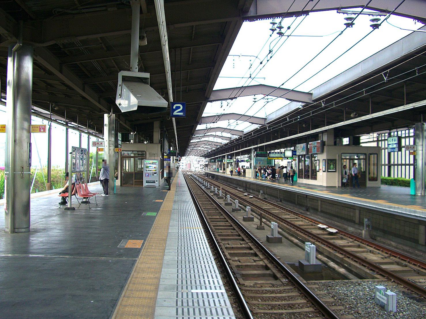 樟葉駅アイキャッチ