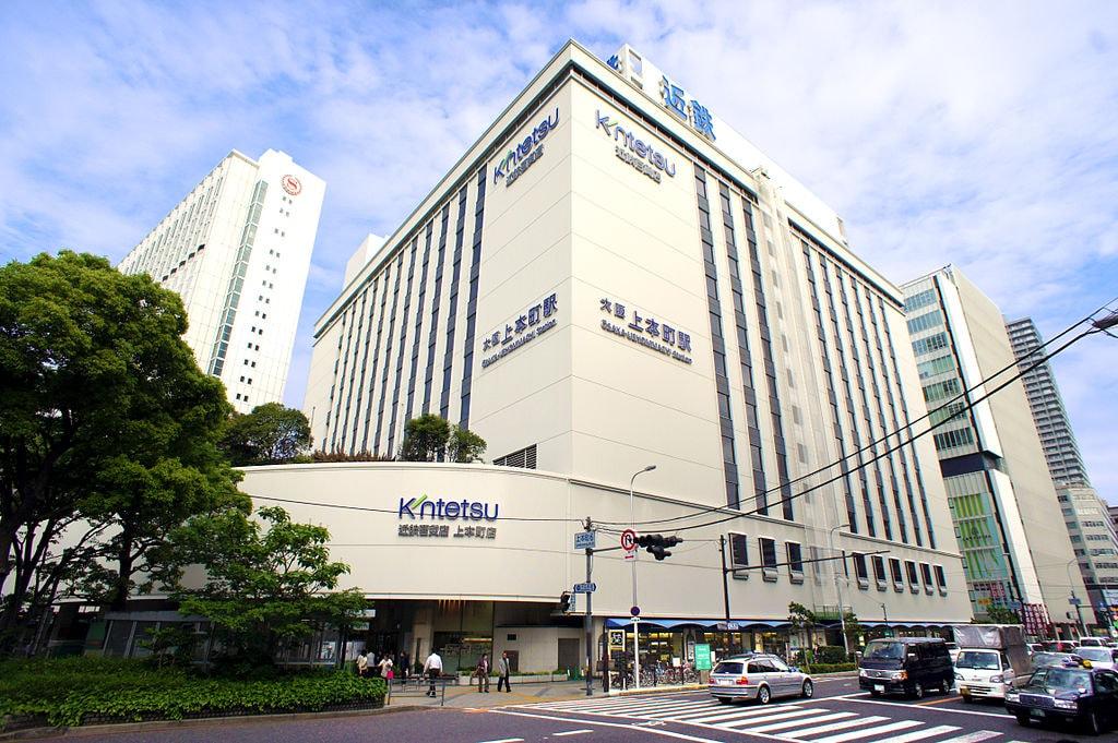 大阪上本町駅 アイキャッチ