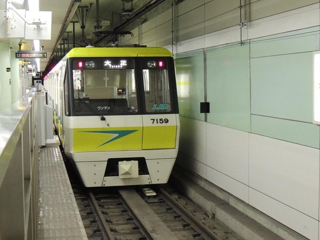 大阪市営長堀鶴見緑地線