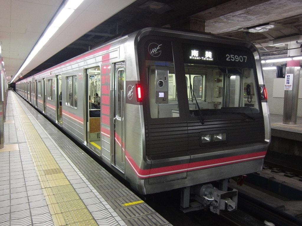 新深江橋駅イメージ