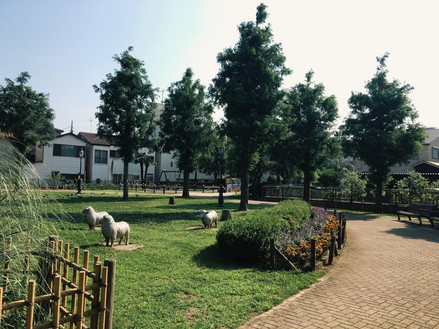 ベルモント公園