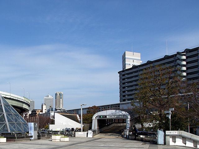 朝潮橋 アイキャッチ画像
