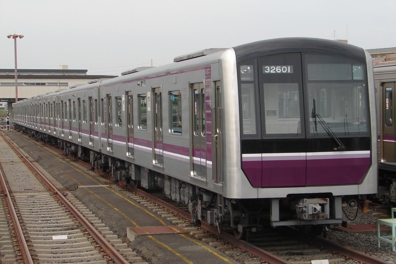 大阪市営地下鉄 谷町線