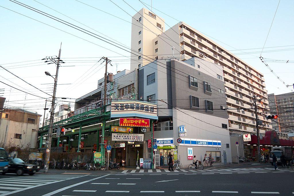 中崎町駅 アイキャッチ画像