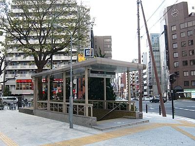 谷町四丁目駅