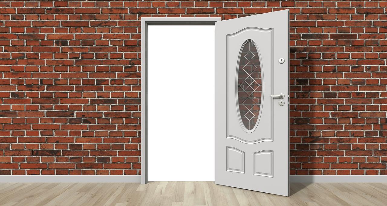 ドアの画像