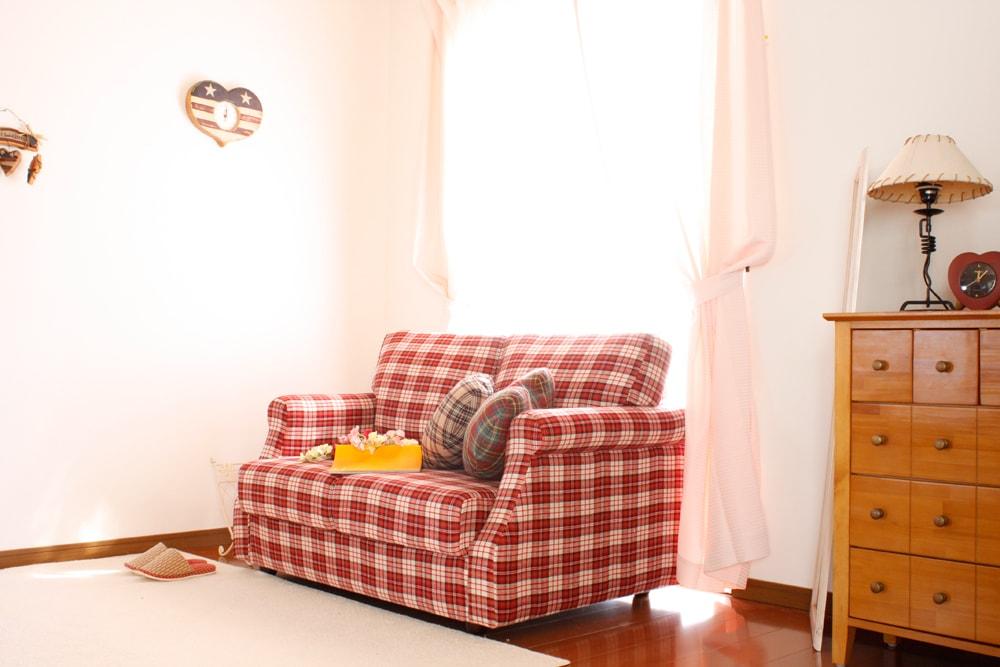 収納がうまくできたワンルームのお部屋-min