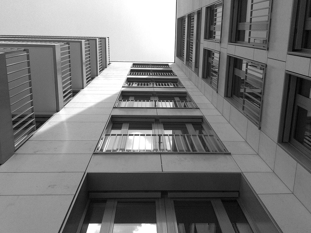 鉄筋コンクリート造の建物