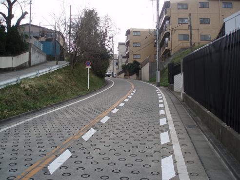坂の多い宮前平駅周辺