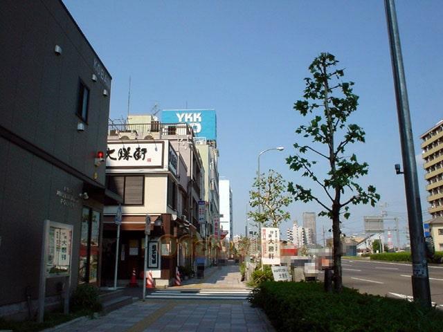 第一京浜沿い