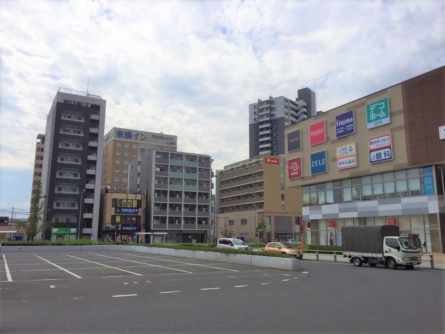 【現地取材で丸わかり】八潮駅の住みやすさ!治安や街の ...