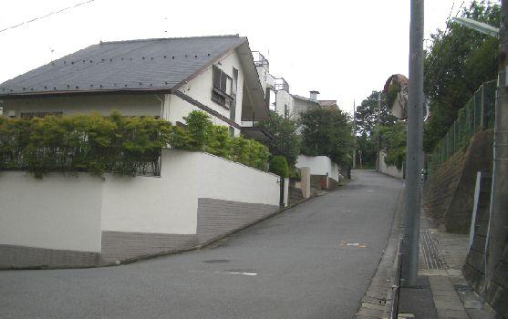 坂道の画像
