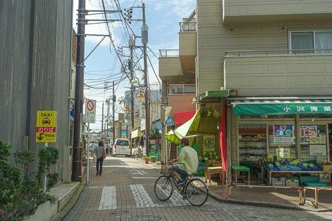 本町白旗商店街