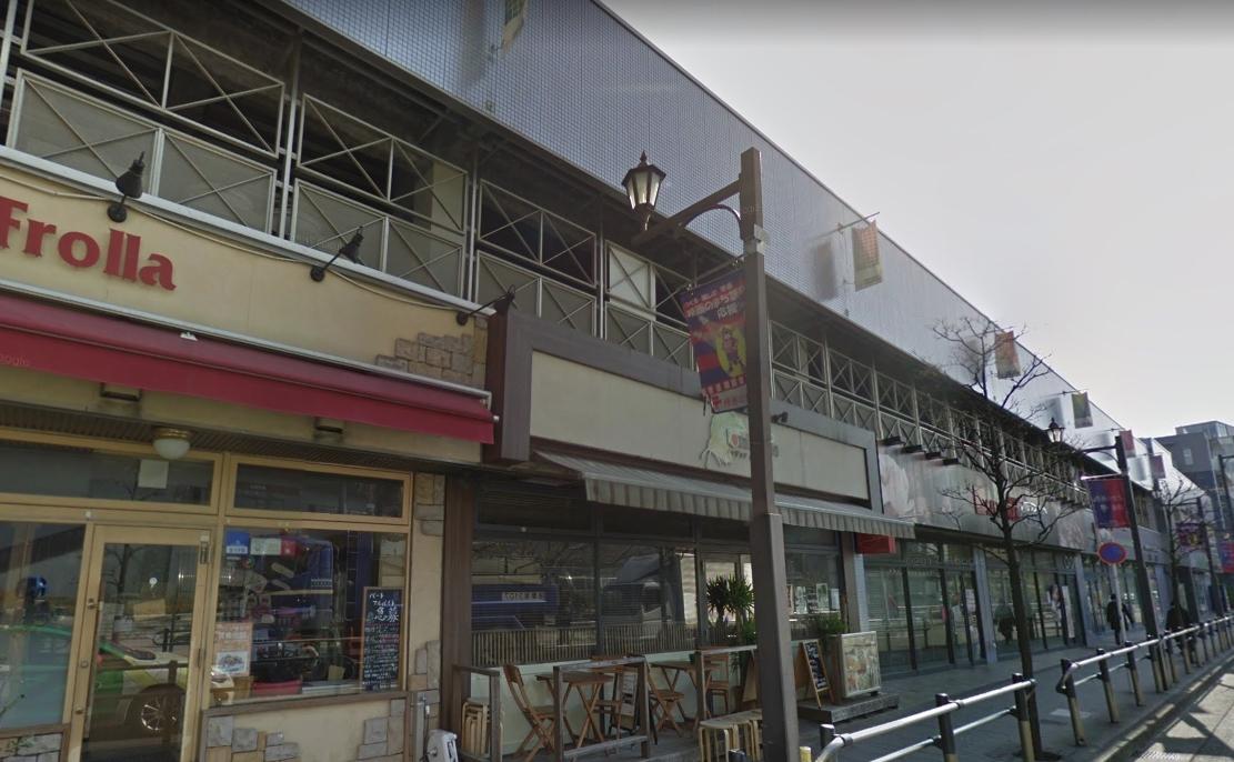 オシャレなお店が多い街