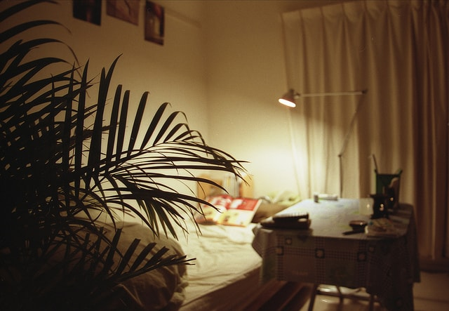 オシャレな部屋の写真