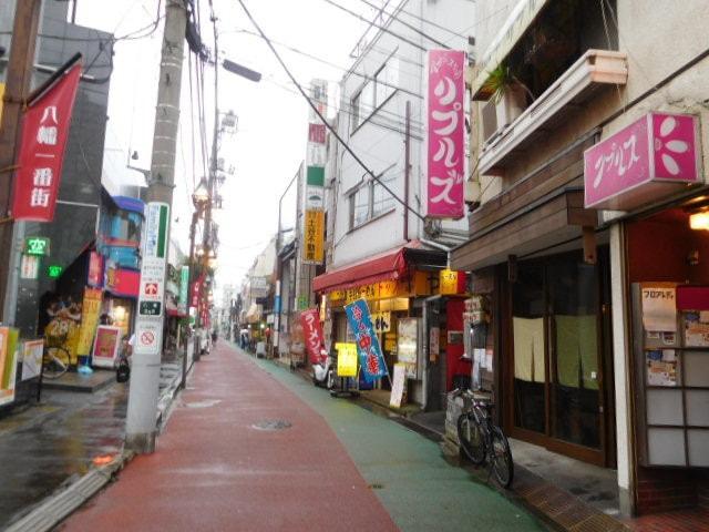 八幡一番街商店会