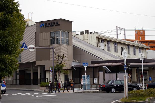 摂津富田駅の外観