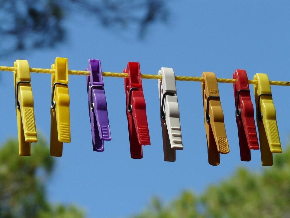 洗濯バサミの画像