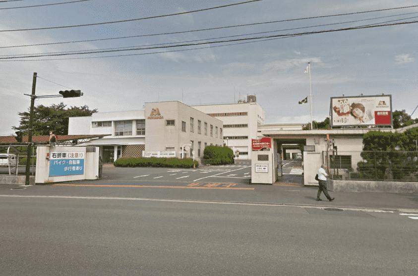 鶴見森永工場