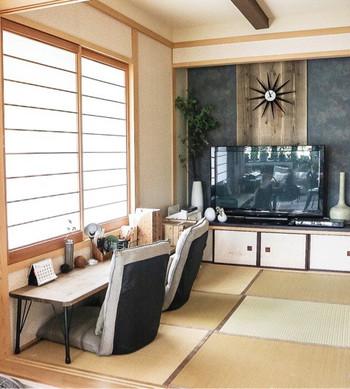 和室をDIY