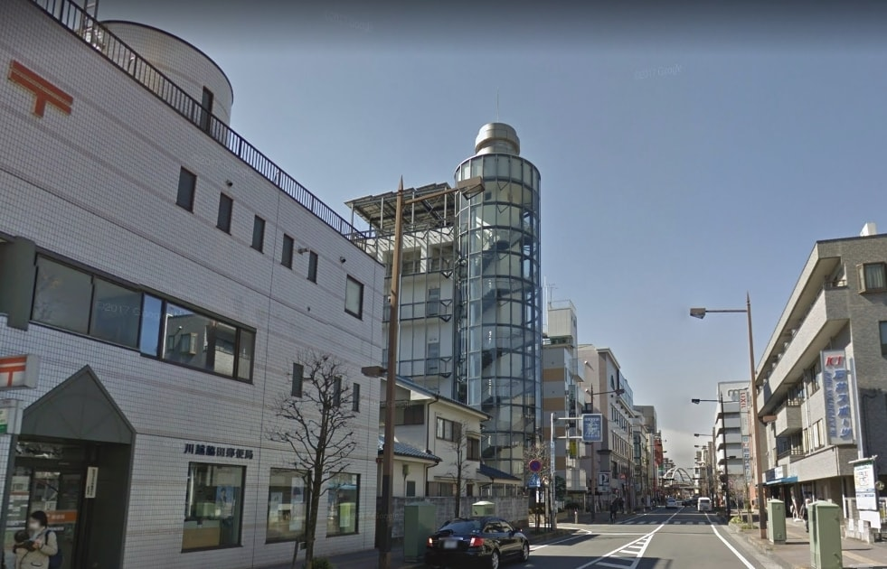 「三番町通り」の風景